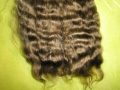 HQ Deluxe Kid Mohair med. brown